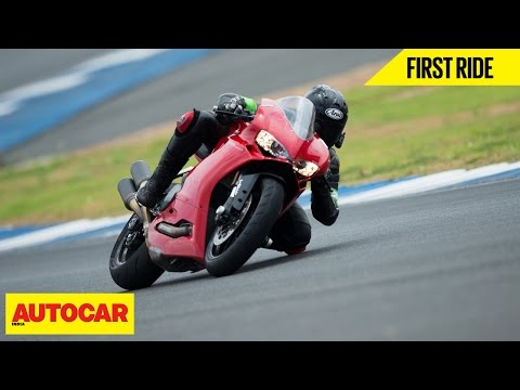 Ducati 959 Panigale | First Ride | Autocar India