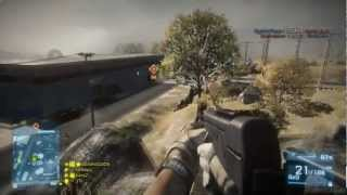 Battlefield 3 Teamwork Gameplay - Noshahr Canals Rush