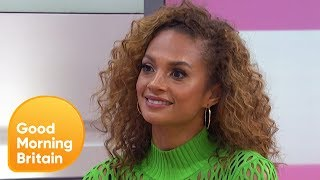 Alesha Dixon on How Her Daughter Inspired Her Books | Good Morning Britain