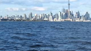 Sailing on the Lake Ontario, Toronto - MacGregor-26M (August 15, 2013)
