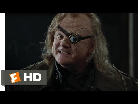 Harry Potter And The Goblet Of Fire (1/5) Movie CLIP - Mad-Eye Moody's Class (2005) HD