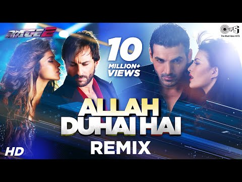 Allah Duhai Hai - Full Song Video with Lyrics - Race 2