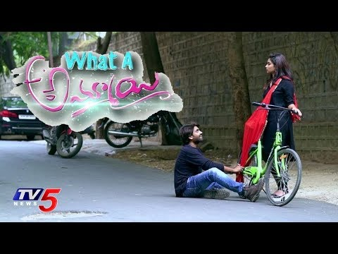 """What A Ammai"" Telugu Short Film Success Story 