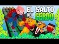 EL SALTO DEL CERDO | LUCKY BLOCKS C/ Luh, Exo y Macundra