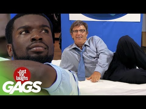 Best Of Just For Laughs Gags - Funniest Awkward Pranks video