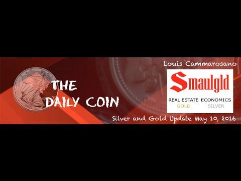 Silver - THE Monetary Safety Net, Louis Cammarosano
