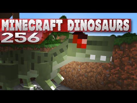 Minecraft Dinosaurs! || 256 || Allosaurus Punch
