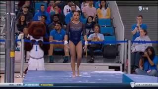 Highlights - UCLA Gymnastics vs. Ohio State, 1-6-18