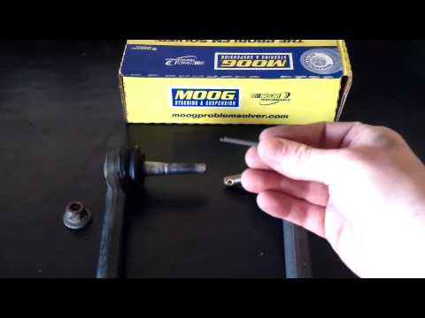 Chrysler Town and Country & Dodge Grand Caravan Tie Rods