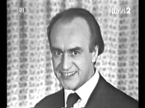 Kabaret Dudek - Wiesław Michnikowski - Jestem inny, całkiem inny (1972)