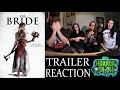 The Bride 2017 Russian Horror Movie Trailer Reaction The Horror Show mp3