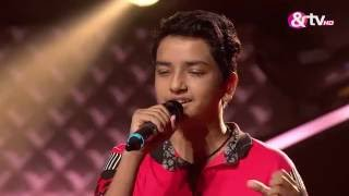 Download Shivam Singh - Blind Audition - Episode 7 - August 13, 2016 - The Voice India Kids 3Gp Mp4
