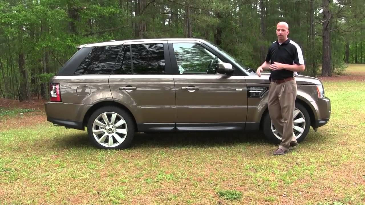 2013 range rover hse sport youtube. Black Bedroom Furniture Sets. Home Design Ideas