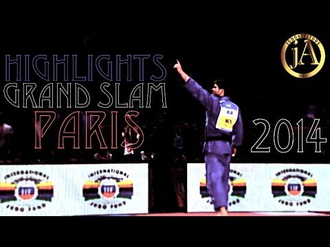 HIGHLIGHTS | GRAND SLAM PARÍS 2014 | JudoAttitude