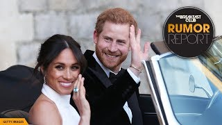 Source Claims Oprah Advised Prince Harry & Meghan Markle To Break Royal Ties