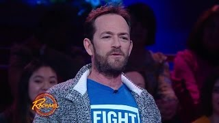Luke Perry Answers Audience Questions