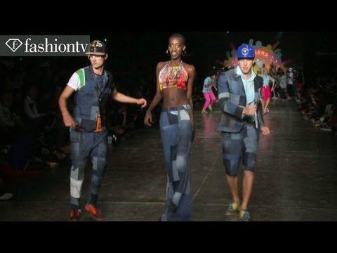 Fashion Week - Brazilian Spring summer 2014 Fashion Weeks Review: Highlights Of Fashion Rio + Spfw | Fashiontv video