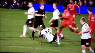 "Kolo Toure - ""The Wrecking Ball"" feat. Phil Dowd"