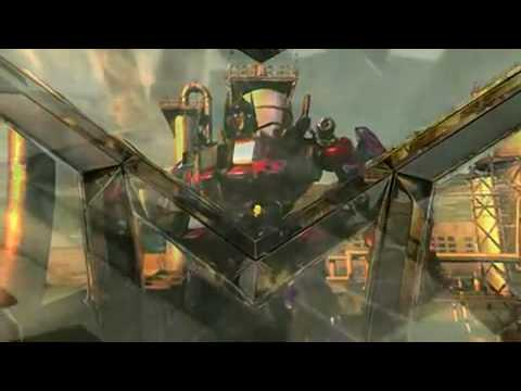 Transformers 2:Revenge of the Fallen (GAME) - Teaser Trailer HD