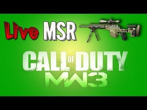 Live Modern Warfare 3 MsR | aLexBY11 |