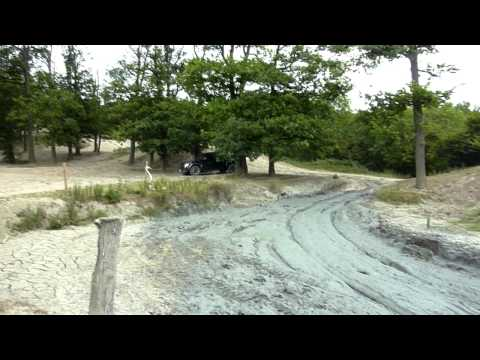 2010 Ford F150 SVT Raptor 6.2l - off-roading in England