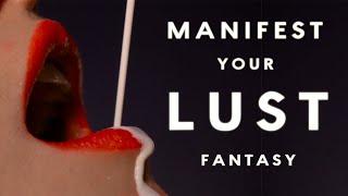 Subliminal Programming ★MANIFEST YOUR LUST FANTASY★ Meditation Music ☯ Subliminal Affirmations