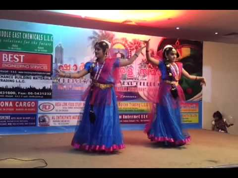 Reeba And Sharon In A Duet Semi-classical Dance video
