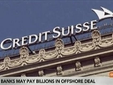 Swiss Banks Said Ready to Pay Billions, Disclose Names