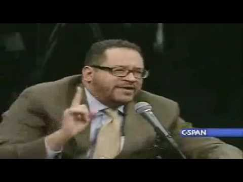 Dr. Michael Eric Dyson - Obama isn't Moses, he is Pharaoh