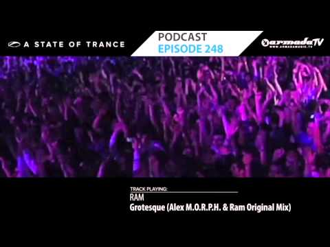 Armin van Buuren's A State Of Trance Official Podcast Episode 248