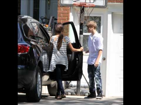 Justin Bieber and Selena Gomez spotted in Justin's hometown in Stratford (200+PHOTOS)