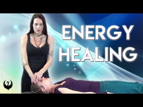 ENERGY HEALING 101 (Extrasensory Luminary Teal Scott Demonstrates How To Do Energy Work)
