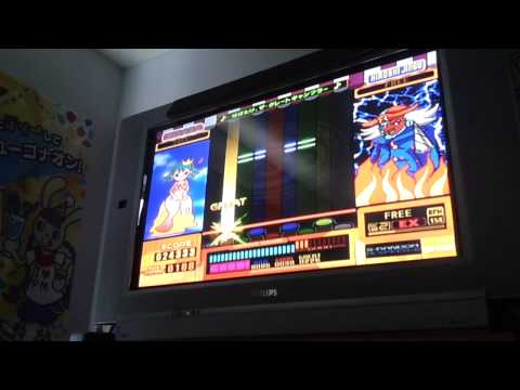 [Pop'n Music 9 CS] ANIME HERO-R (EX) S-RAN
