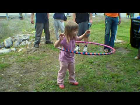 Hobo Knife - Crow Jane/Hoola Hoop girl