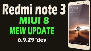 miui 8 new update