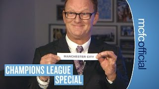MOCK CHAMPIONS LEAGUE DRAW   City Today