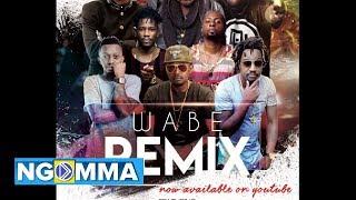 Gabu n Frasha ft JoeMakini,Ycee,Kristoff,Shetta n Boneye Punit - Wabe Remix (Audio Video)