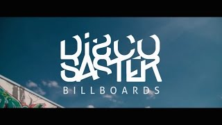 Discosaster - Billboards (Official Music Video)