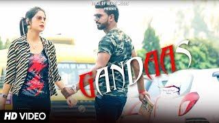 Gandaas   Sunil Majriya, Anshu Rana   Latest Haryanvi Songs Haryanavi 2017   VOHM