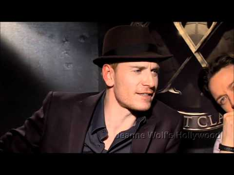 McAvoy+Fassbender Favourite Interview Moments