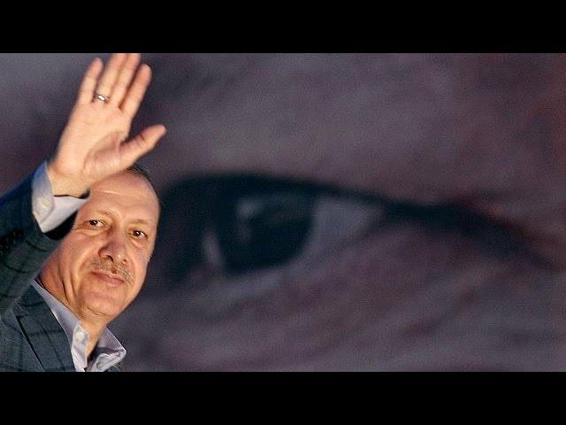 Τουρκία: Νίκη Ερντογάν από τον πρώτο γύρο στις προεδρικές εκλογές