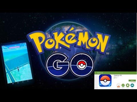 Pokemon GO - Jak Pobrać I Zainstalować Ze Sklepu Play (Poradnik) (Android)