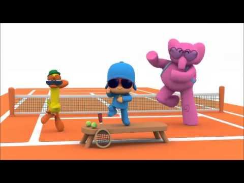 Pocoyo - Gangam Style video