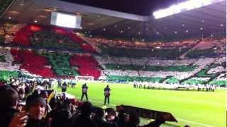 Champions League Anthem @ Celtic Park