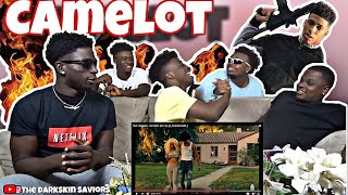 NLE Choppa - Camelot (Dir. by @_ColeBennett_)*REACTION*