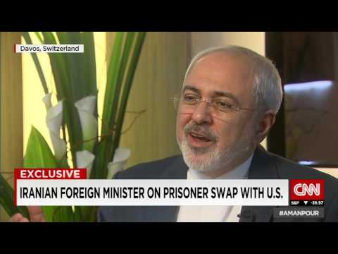 Iran: Iran's Zarif on Saudi Arabia, prisoner swap, sanctions