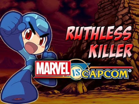 RUTHLESS KILLER - Marvel Vs. Capcom Classics (MVC1)