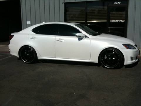 Stormtrooper Lexus IS250 Lowered - Road Magnet 2