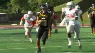 Towson Football drops close contest to Stony Brook