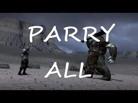 The Parry All Attacks Gem